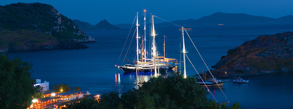 5 star luxury yacht charter holidays Turkey
